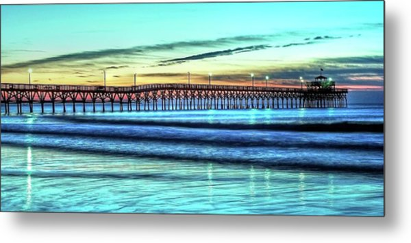 Dawn Light Metal Print