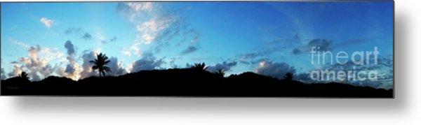 Dawn Of A New Day Treasure Coast Florida Seascape Sunrise 765 Metal Print