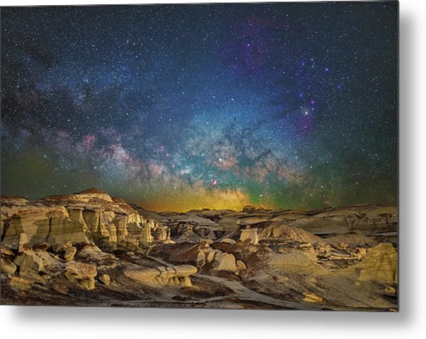 Dawn Of The Universe Metal Print
