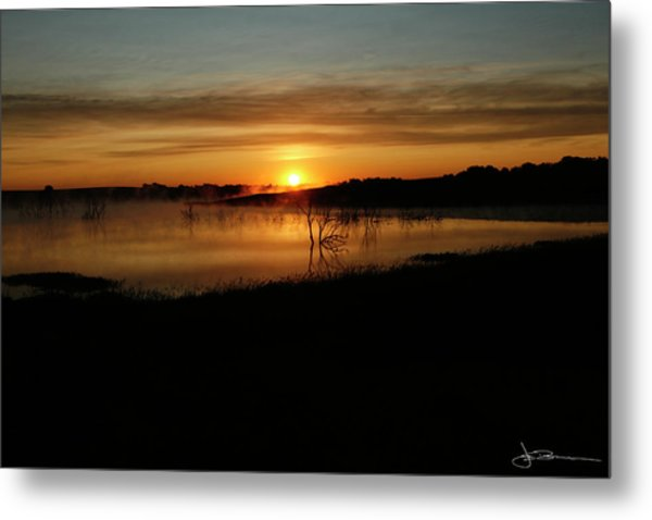 Dawn Of Time Metal Print