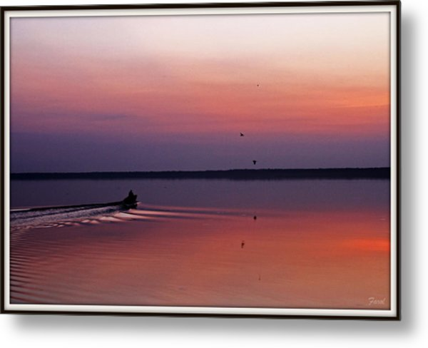 Dawn's Early Light Metal Print