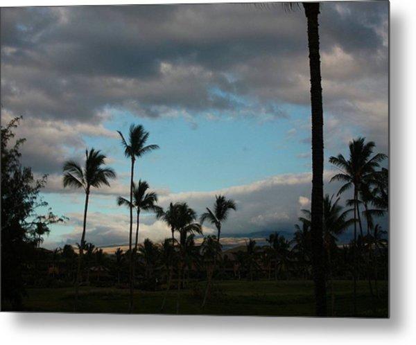 Days End Hawaii Metal Print