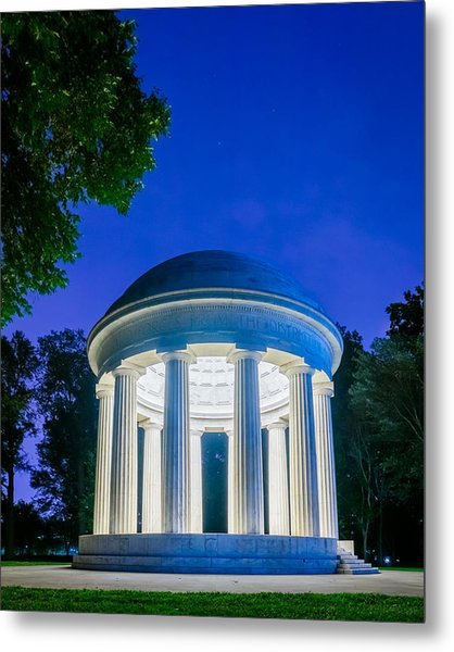 Dc War Memorial Metal Print