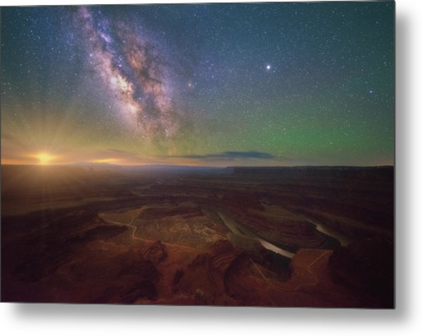 Metal Print featuring the photograph Dead Horse Dreams by Darren White