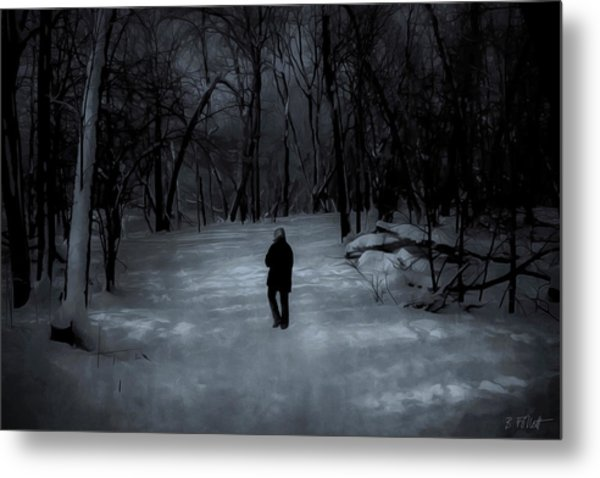 Dead Of Winter Metal Print