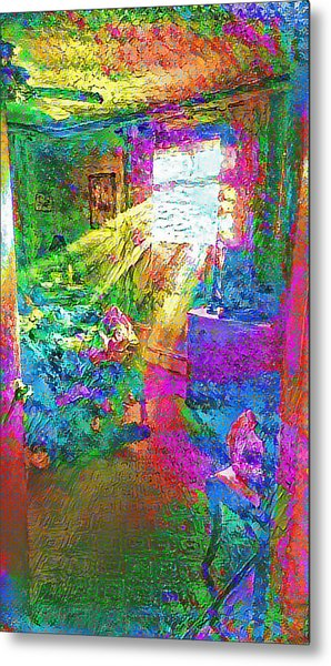 Deep Dream Metal Print