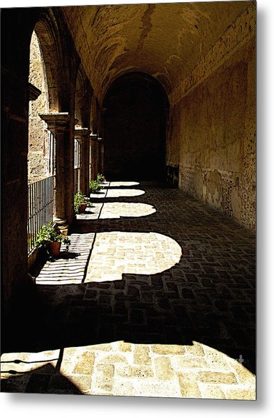 Deep Shadows Metal Print by Mexicolors Art Photography