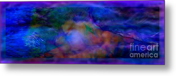 Deep Waters Metal Print