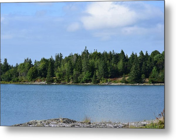 Deer Isle, Maine No. 5 Metal Print
