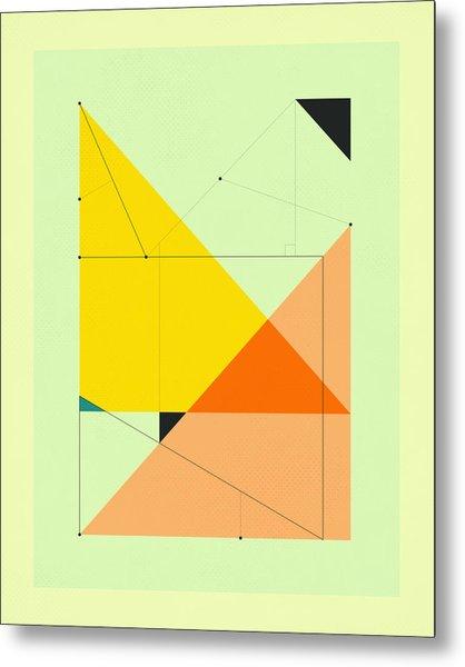 Delineation - 105 Metal Print