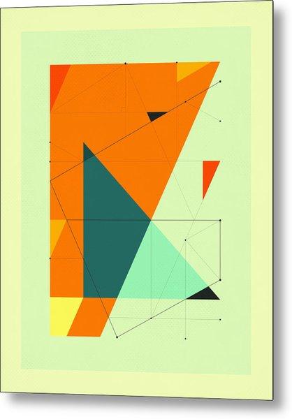 Delineation - 109 Metal Print
