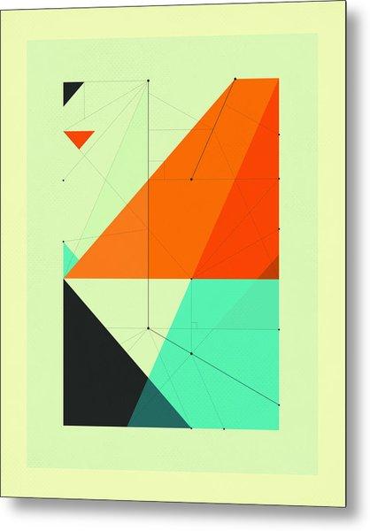 Delineation - 116 Metal Print