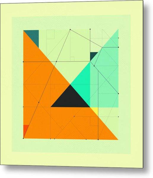 Delineation - 118 Metal Print