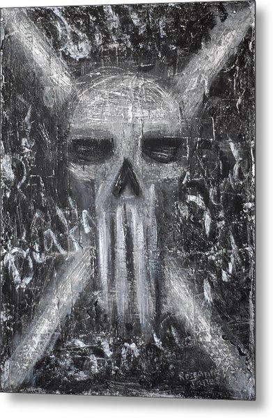 Departed Darkness Metal Print