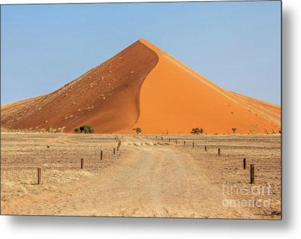 Desert Dune Metal Print