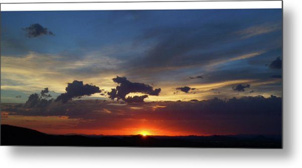 Metal Print featuring the photograph Desert Memories by Broderick Delaney