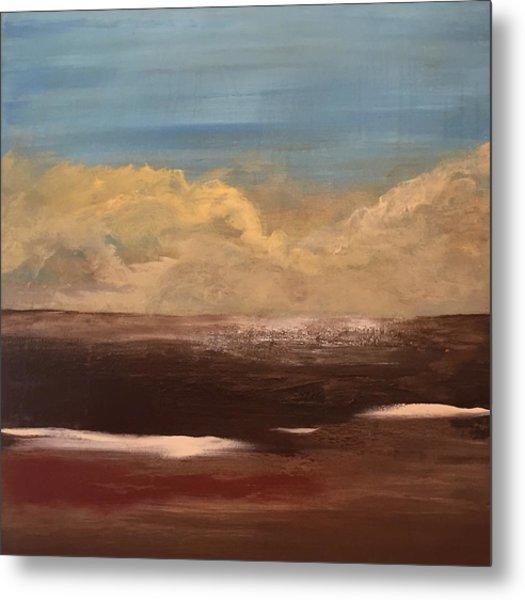 Desert Sands Metal Print