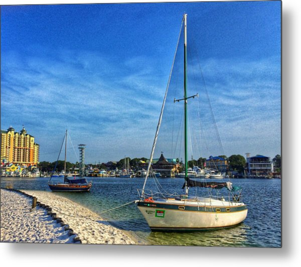 Destin Florida Metal Print