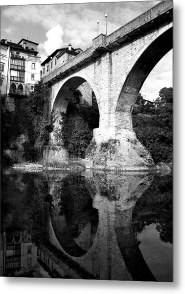 Devil's Bridge Metal Print