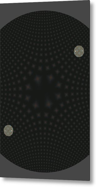 Diamond In The Round Metal Print