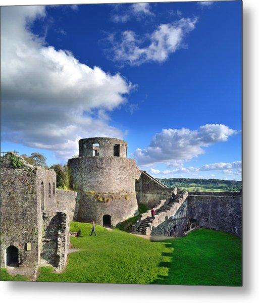 Dinefwr Castle 1 Metal Print