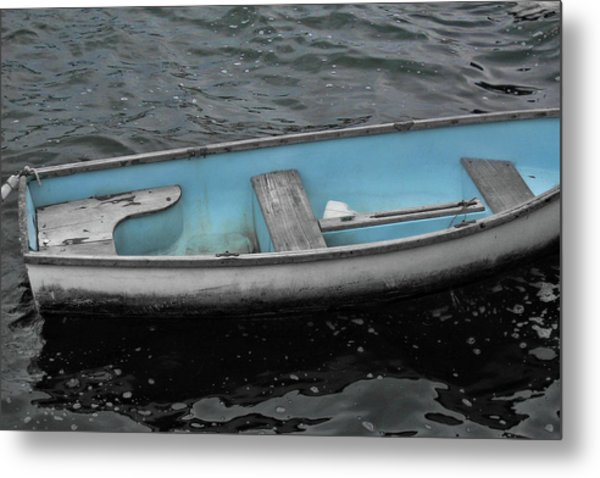 Dinghy Metal Print by JAMART Photography