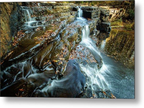 Dismal Creek Falls #2 Metal Print