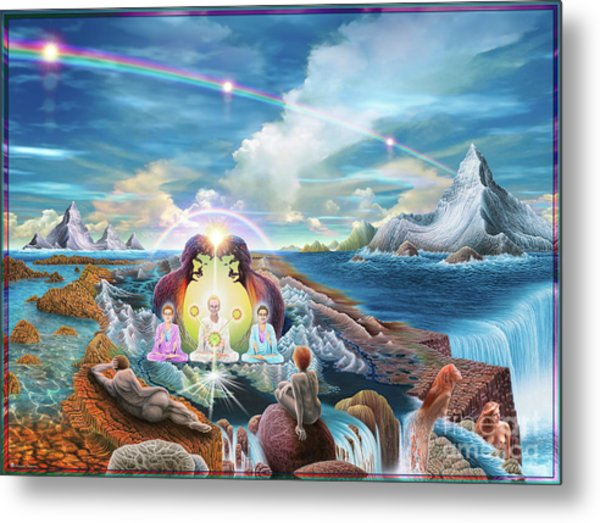 Do You Have A Vision Metal Print