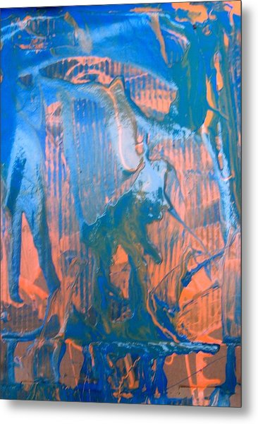 Do You See What I See Metal Print by Bruce Combs - REACH BEYOND