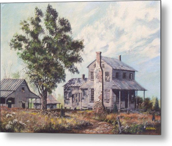 Doc Hunter's Place Available Metal Print
