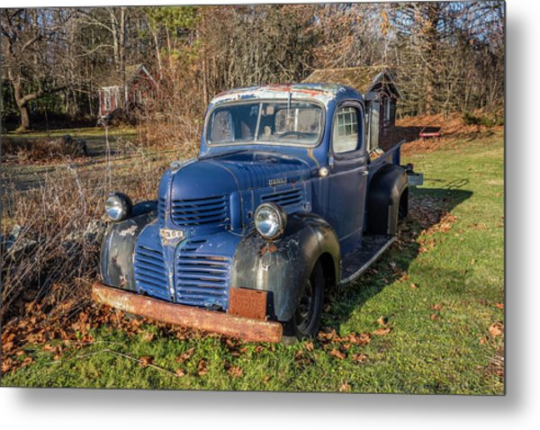 Dodge Pickup Metal Print