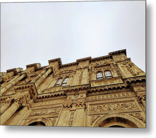 Dolmabahce Palace Metal Print