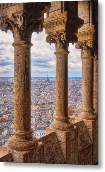 Metal Print featuring the photograph Dome Views by Darren White