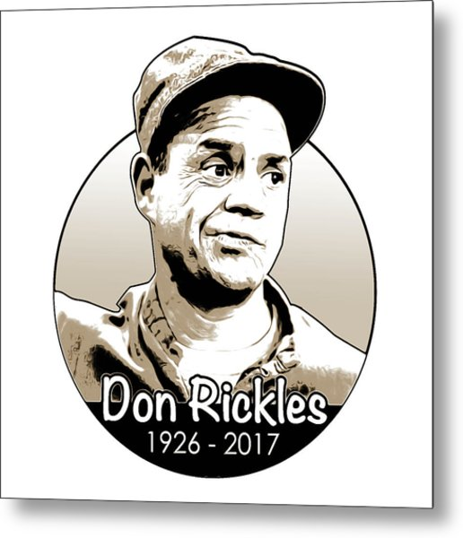 Don Rickles Metal Print