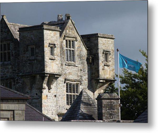 Donegal Castle Metal Print