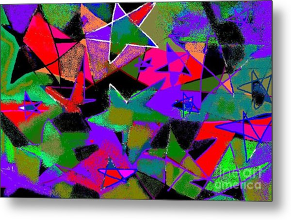 Don't Ask  Don't Tell Metal Print by Beebe  Barksdale-Bruner