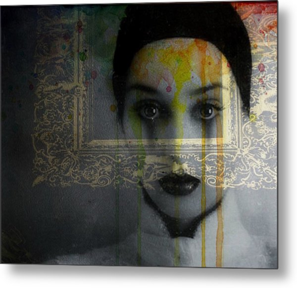 Don't Cry For Me Argentina Metal Print