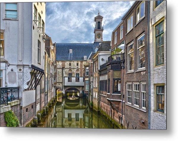 Dordrecht Town Hall Metal Print