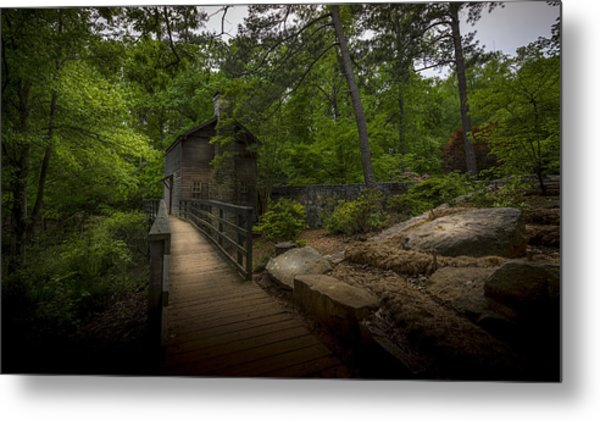 Down By The Mill Metal Print