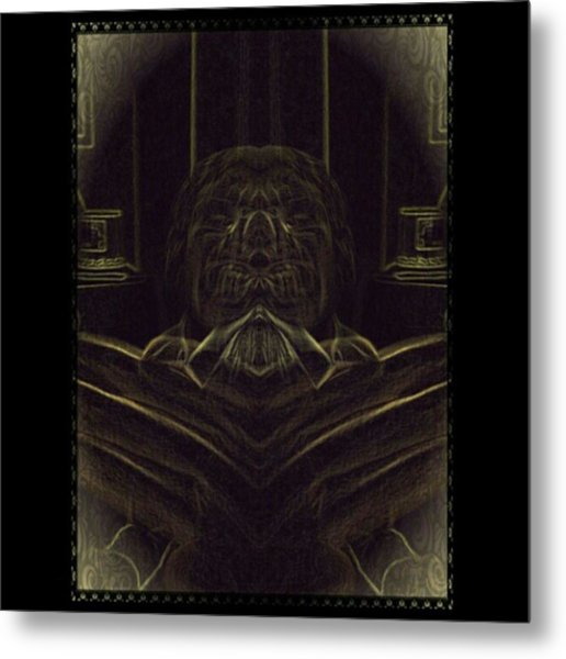 Dr. Jekyll And Mr. Hyde Metal Print