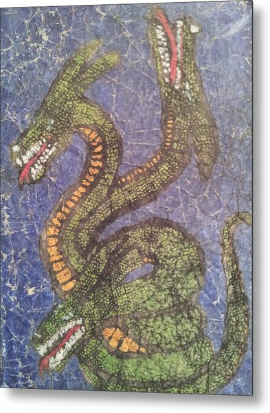 Dragon 2 Metal Print