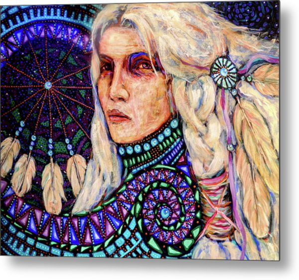 Dream Messenger-shadow Catcher No. 4 Metal Print