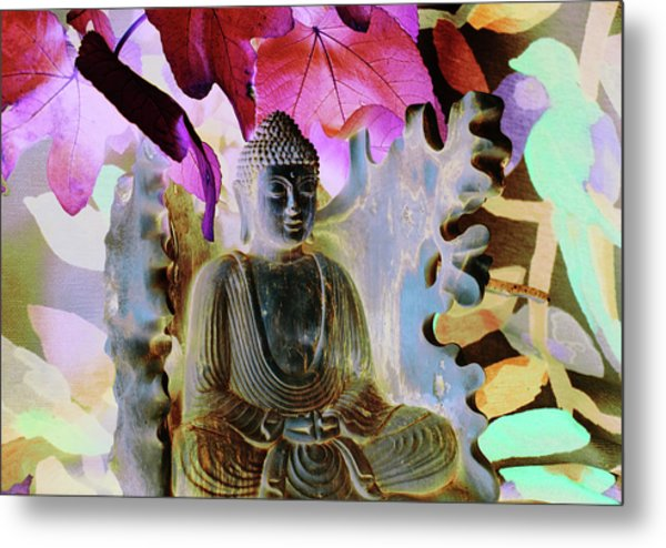 Dream Of Peace Come True Metal Print
