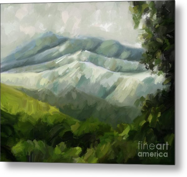 Dream Scape Metal Print