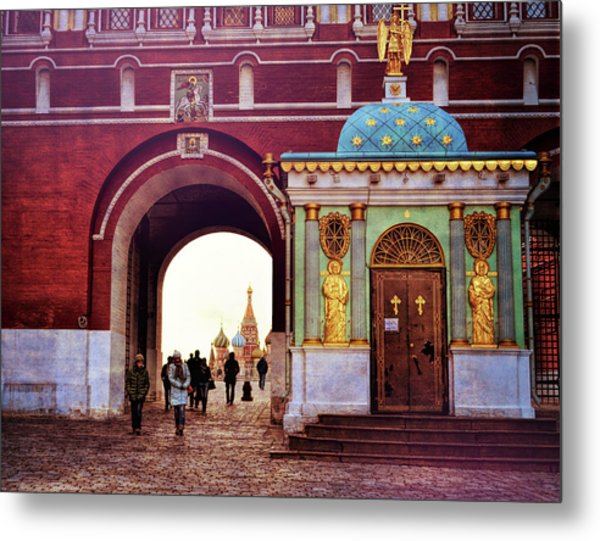 Dream View Metal Print by JAMART Photography