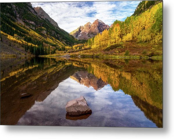 Dreaming Colorado Metal Print