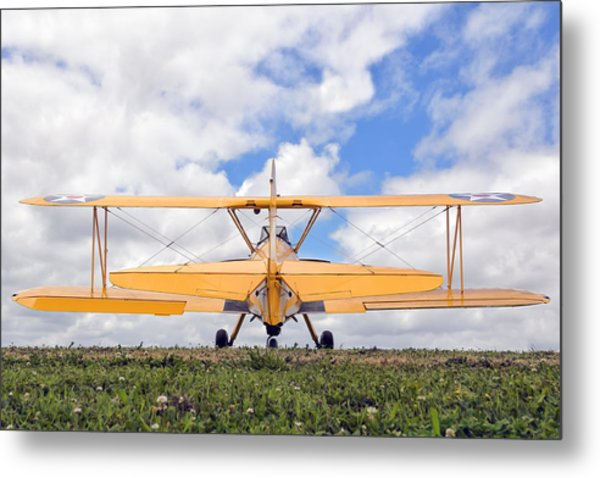 Dreaming Of Flight Metal Print