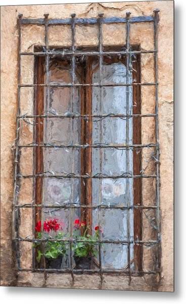 Dreaming Of Tuscany Metal Print