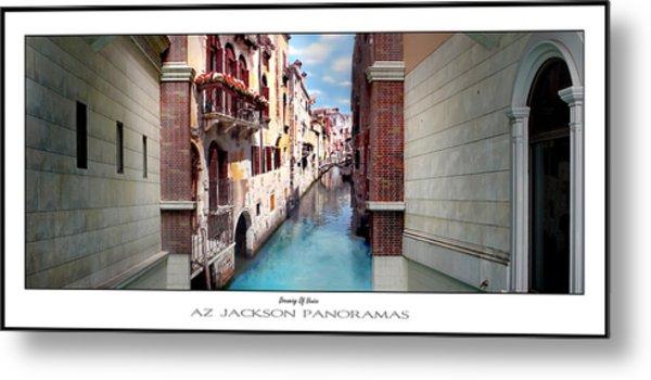 Dreaming Of Venice Poster Print Metal Print