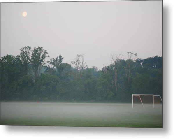 Dreams And Goals Metal Print by Peter  McIntosh